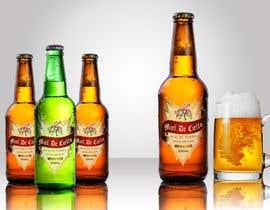 Nro 41 kilpailuun Design a beer label käyttäjältä cvijayanand2009