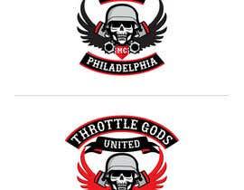Nro 36 kilpailuun Design a Logo for a motorcycle club käyttäjältä sbstncraciun