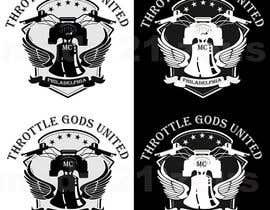 Nro 32 kilpailuun Design a Logo for a motorcycle club käyttäjältä madz21zeus