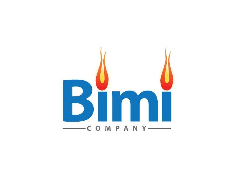 Kilpailutyö #50 kilpailussa Design a Logo for Bimi Company