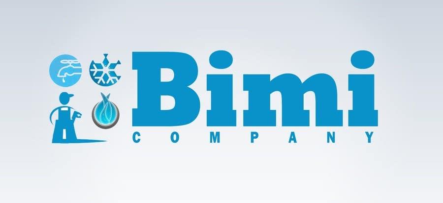 Kilpailutyö #32 kilpailussa Design a Logo for Bimi Company