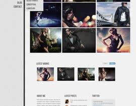 Nro 16 kilpailuun Website Portfolio Pages käyttäjältä stcserviciosdiaz