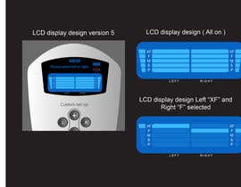 #21 for I need some Graphic Design to improve my current LCD display design for a remote control af davidliyung