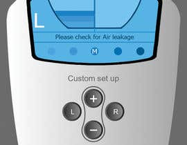 clementalwin tarafından I need some Graphic Design to improve my current LCD display design for a remote control için no 9