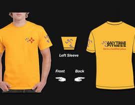 Nro 99 kilpailuun Design a T-Shirt - ANYTIME FITNESS CARLSBAD, NM käyttäjältä cowboyrg
