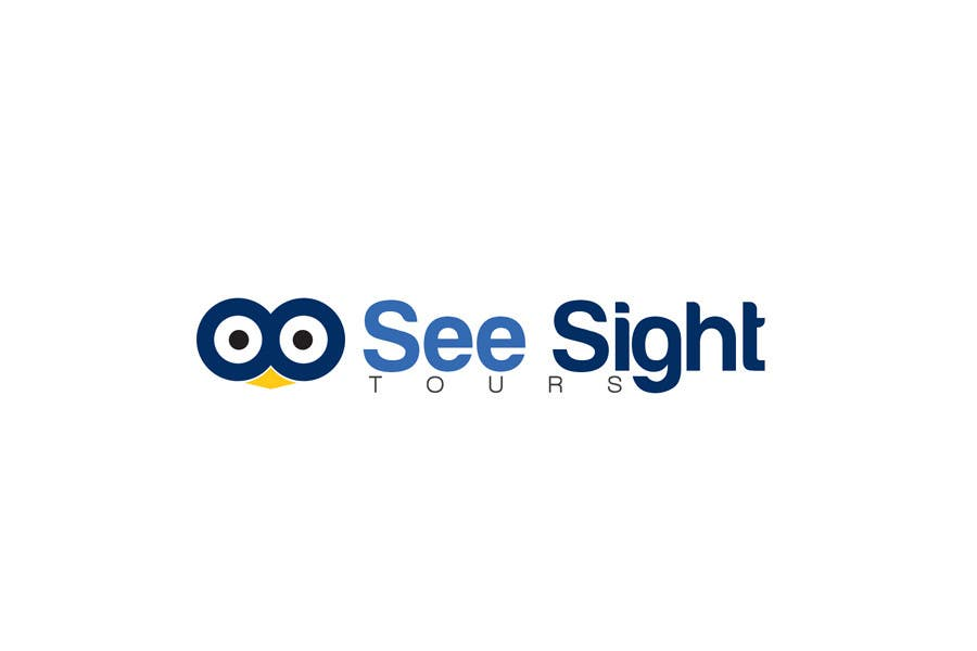 Kilpailutyö #155 kilpailussa Logo Design for See Sight Tours