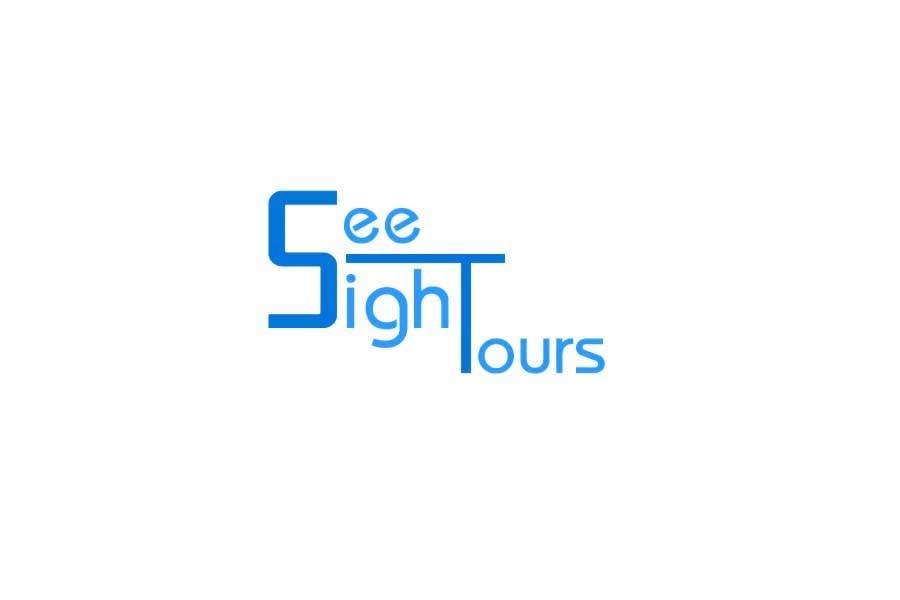 Penyertaan Peraduan #14 untuk Logo Design for See Sight Tours