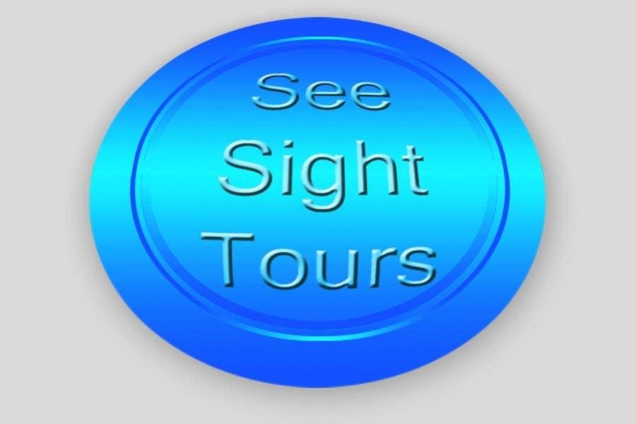 Kilpailutyö #49 kilpailussa Logo Design for See Sight Tours