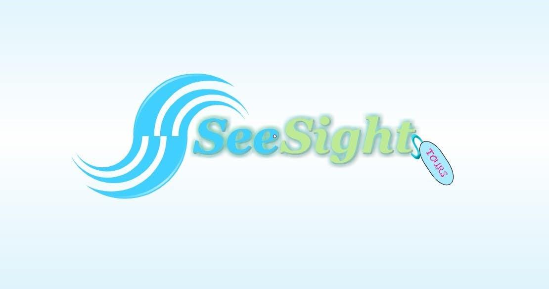 Penyertaan Peraduan #164 untuk Logo Design for See Sight Tours