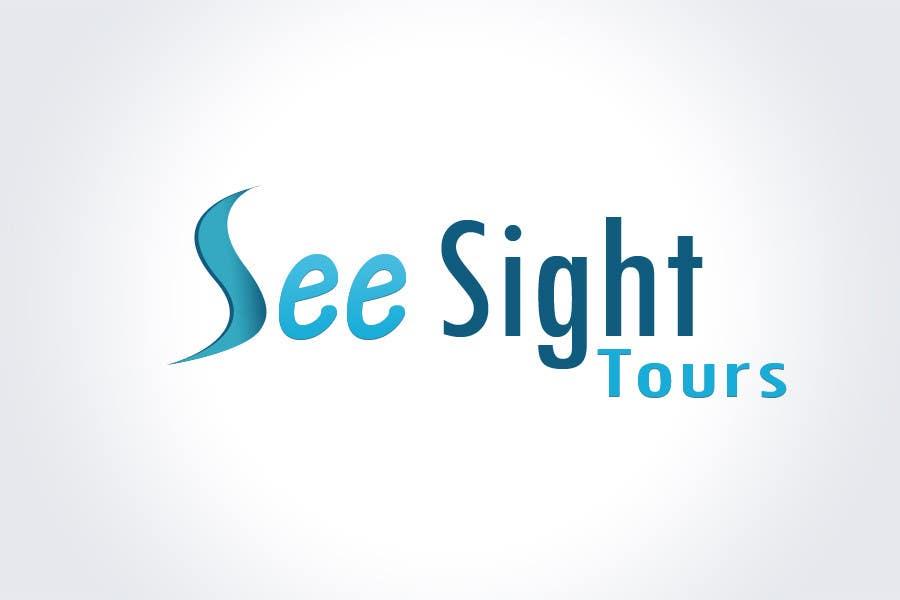 Kilpailutyö #94 kilpailussa Logo Design for See Sight Tours