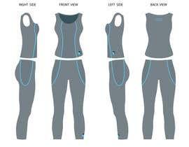Tittoware tarafından Design some Fashion For Fitness için no 13