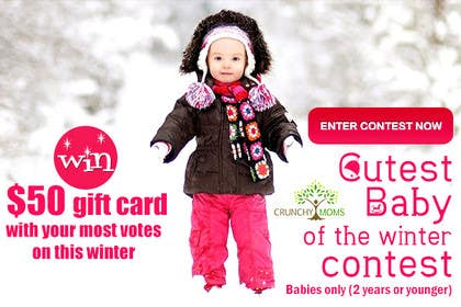 #14 for Design a Banner for Cutest Baby Contest by thecodersmart