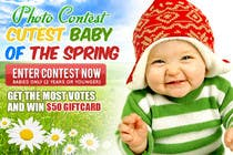 Contest Entry #19 for Design a Banner for Cutest Baby Contest