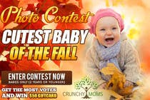Contest Entry #21 for Design a Banner for Cutest Baby Contest