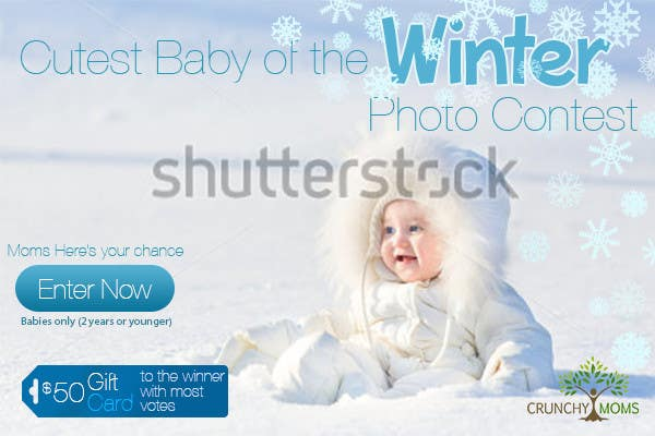 #11 for Design a Banner for Cutest Baby Contest by dulphy82