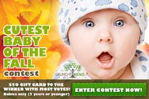 Contest Entry #3 for Design a Banner for Cutest Baby Contest