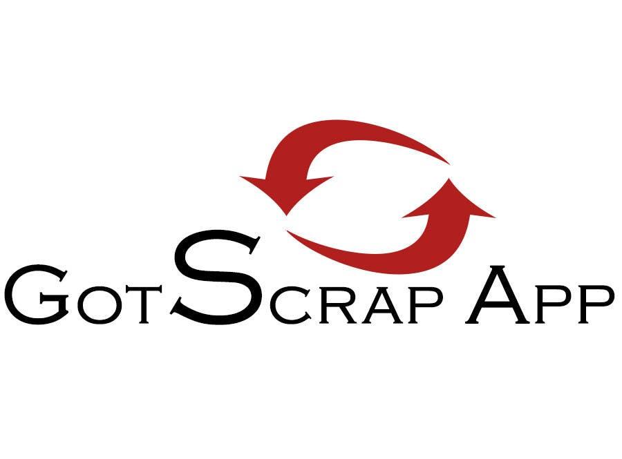 Konkurrenceindlæg #49 for Got Scrap Logo