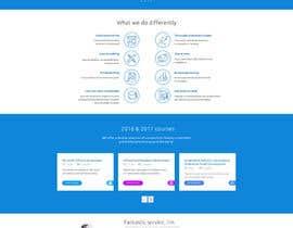 Nro 43 kilpailuun Design a Website Mockup käyttäjältä phantham