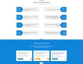 Nro 70 kilpailuun Design a Website Mockup käyttäjältä doomshellsl