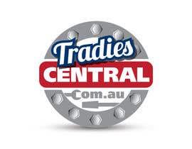 "#130 untuk Design a Logo for a company ""TradiesCentral.com.au"" oleh wavyline"