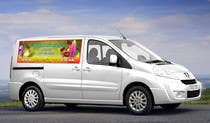 Contest Entry #41 for Design a Banner for Van Graphics