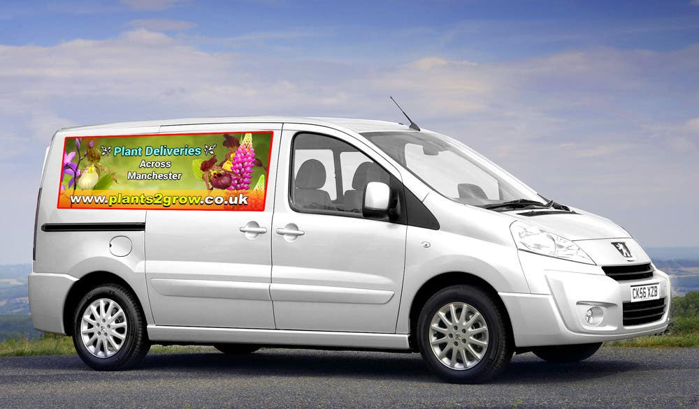 #41 for Design a Banner for Van Graphics by aleksejspasibo
