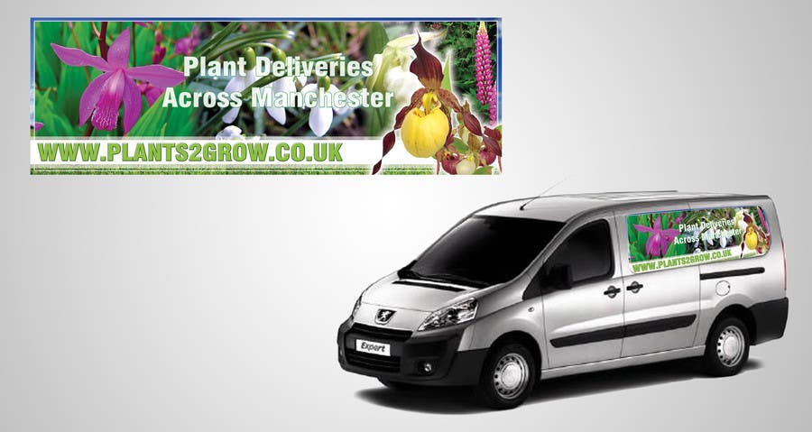 #48 for Design a Banner for Van Graphics by igraphicdesigner