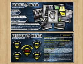 #20 para Design a flyer for Crossfit Malaga por RERTHUSI