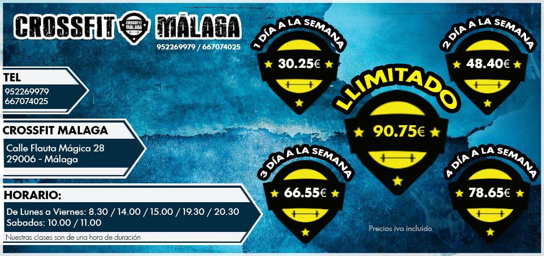 Kilpailutyö #25 kilpailussa Design a flyer for Crossfit Malaga