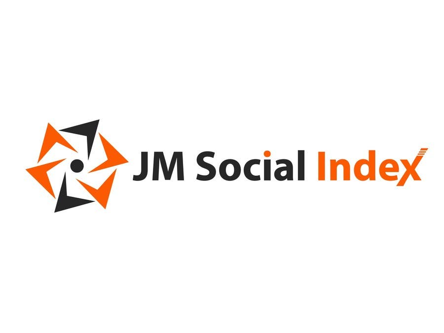 Kilpailutyö #1 kilpailussa Design a Logo for JM Social Index website