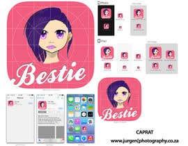 caprat tarafından Design a Logo for mobile app için no 19