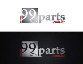 #4 para Logo for Autoparts Website ( 99parts ) por vaso90