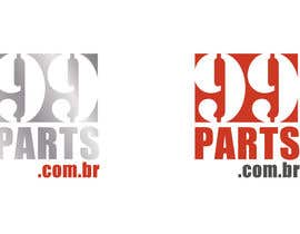 #5 cho Logo for Autoparts Website ( 99parts ) bởi Vpfaff