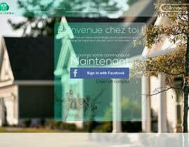 anastradi tarafından Redesign homepage/branding of local social network için no 3
