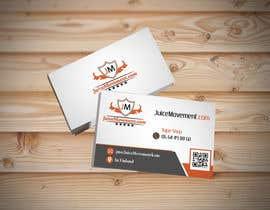 anfogra tarafından Design a logo and A Business Card For JuiceMovement.com için no 24