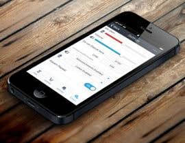 #45 para Design an App Mockup por primeminister