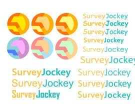 """Nro 63 kilpailuun Design a Logo for name """"SurveyJockey"""" käyttäjältä VonMarkS"""