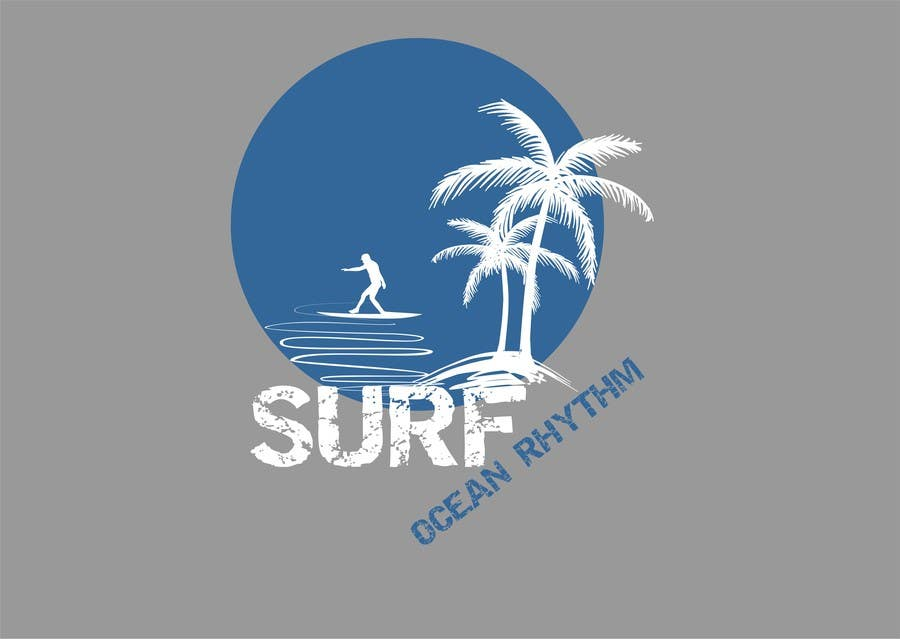 Contest Entry #14 for Design a T-Shirt for OCEAN RHYTHM