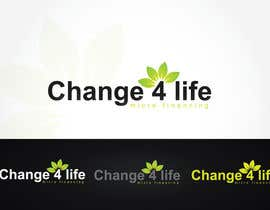 #52 для Logo Design for Change 4 Life от saiyoni