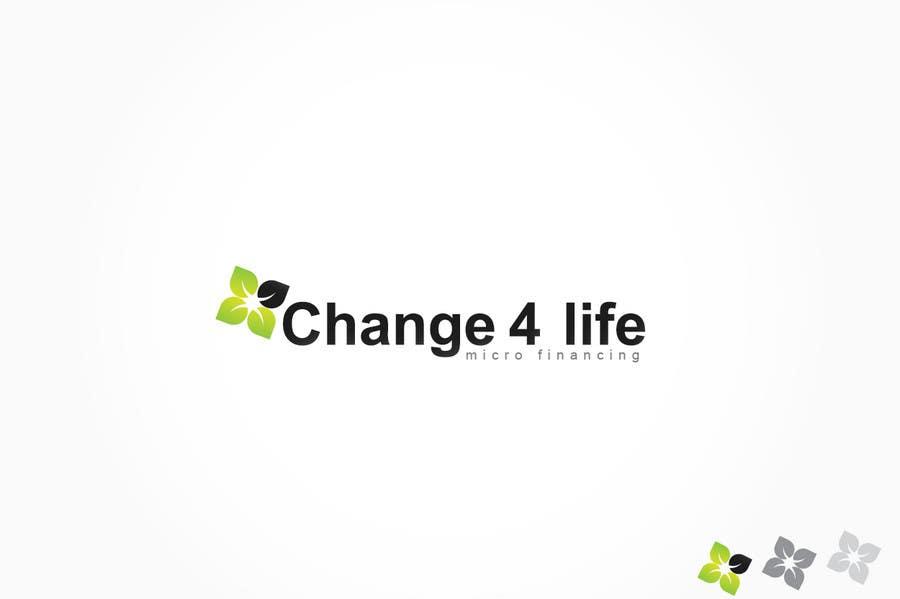 Конкурсная заявка №54 для Logo Design for Change 4 Life