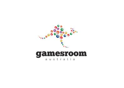 #304 for Design a Logo for gamesroom australia af paxslg