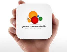 nº 262 pour Design a Logo for gamesroom australia par sanzidadesign