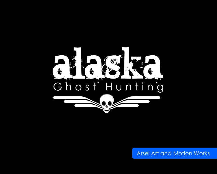 #23 for Design a Logo for a Ghost Hunting Team by arselart