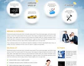 #37 untuk Wordpress Responsive Theme Swimming Pool Service oleh logon1