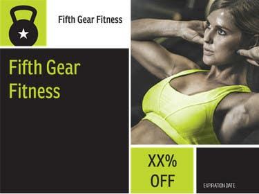 a3ssam tarafından Fifth Gear Fitness için no 1