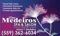 Contest Entry #131 for Design a Banner for a Salon and Spa