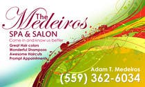 Contest Entry #133 for Design a Banner for a Salon and Spa