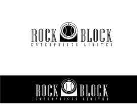 """Nro 25 kilpailuun I need a logo designed - """"Rock Block Enterprises Limited"""" baseball neighborhood real estate company käyttäjältä JaizMaya"""