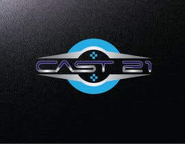 Nro 28 kilpailuun Design a Logo: Cast21 käyttäjältä szamnet