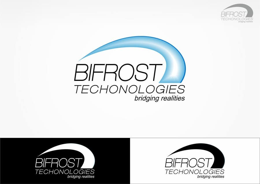 Contest Entry #42 for Logo Design for Bifrost Technologies